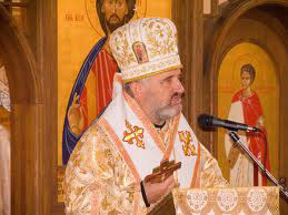 Homília eparcha Mons. Peter Rusnák 17.11.2019