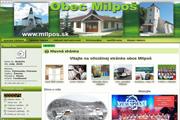 Obec Milpoš